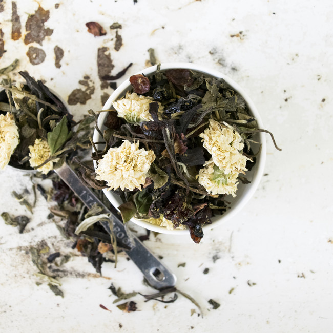 101 Kyoto Cherry Blossom White Tea