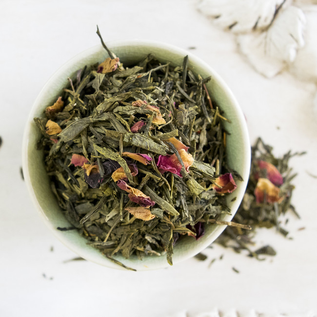 062 Fragrant Dragon Green Tea