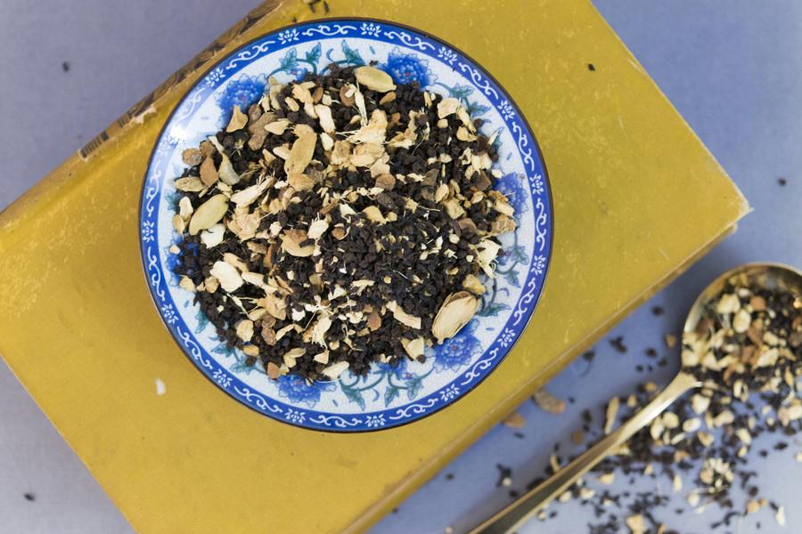 041 Bollywood Chai Black Tea