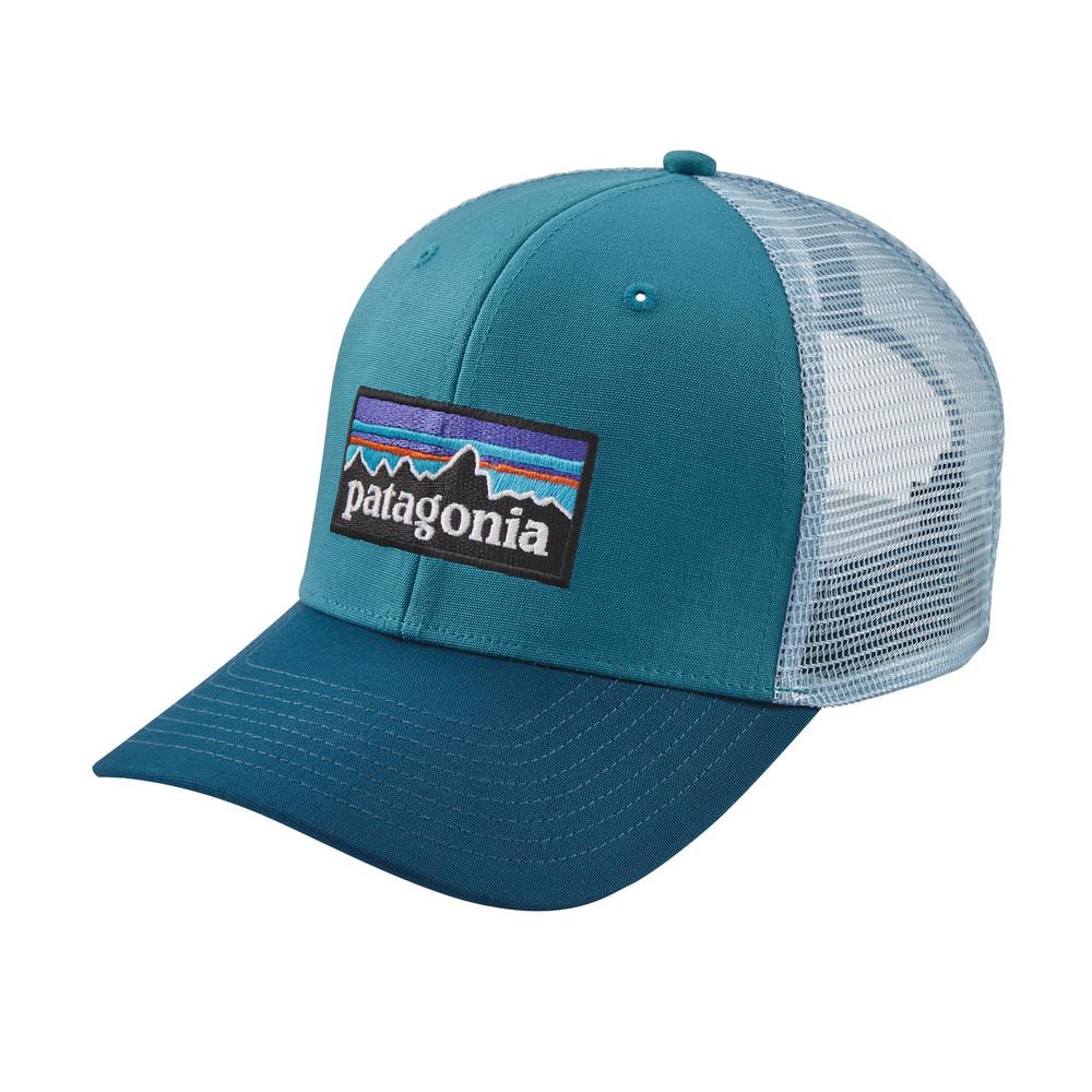 P-6 Logo Trucker Hat Filter Blue ALL