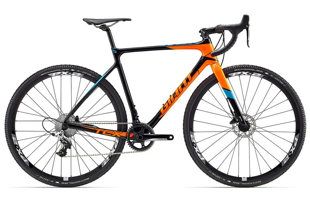 TCX Advanced Pro 2 L Composite/Blue/Orange