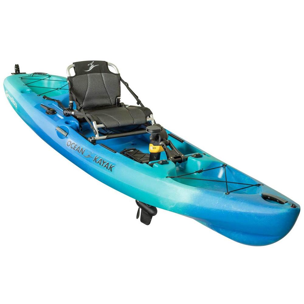 Malibu Pedal Seaglass