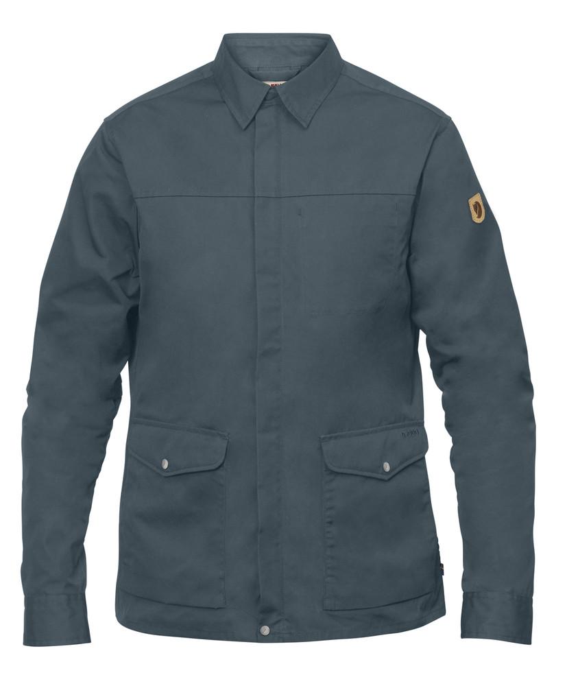 Greenland Zip Shirt Jacket / Greenland Shirt Jacket Dusk