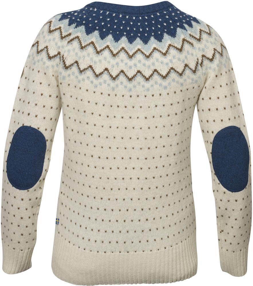 Ovik Knit Sweater W Glacier Green