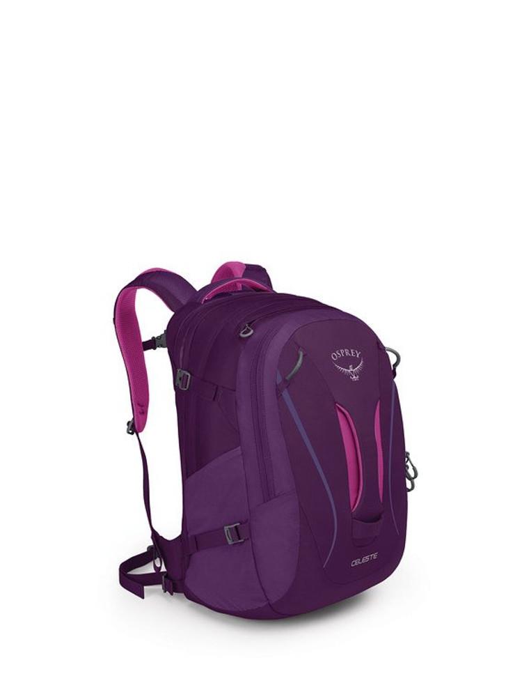 Celeste O/S Mariposa Purple