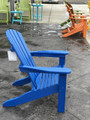 Adirondack Chair Pacific Blue