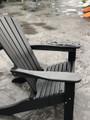 Adirondack Chair Black