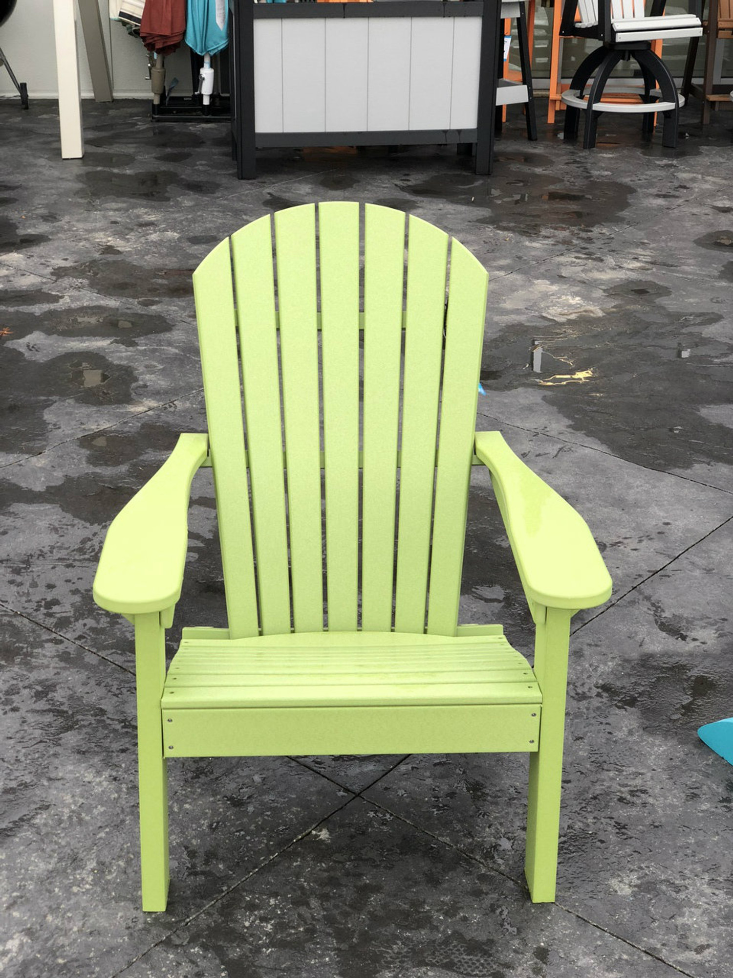 Adirondack Chair Kiwi Green ...