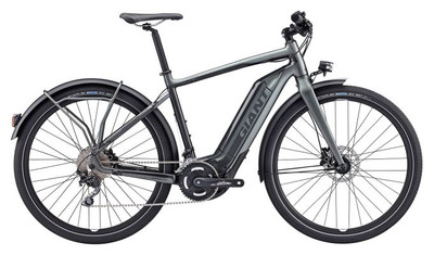 Quick-E+ 28MPH M Charcoal Fighter Grey