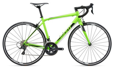 Contend 1-TR ML Neon Green/Black