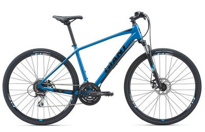 Roam 3 Disc L Satin Blue/Black
