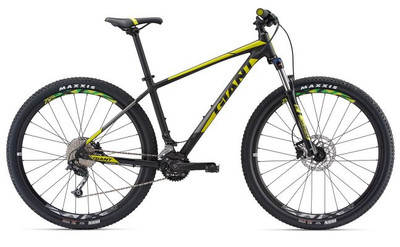 Talon 29er 2 L Matte Black/Neon Yellow
