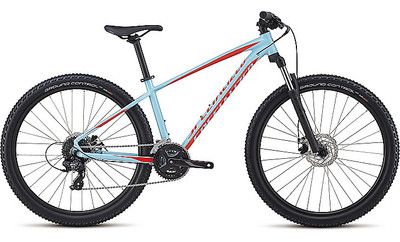 PITCH MEN 27.5 LTBLU/RKTRED S