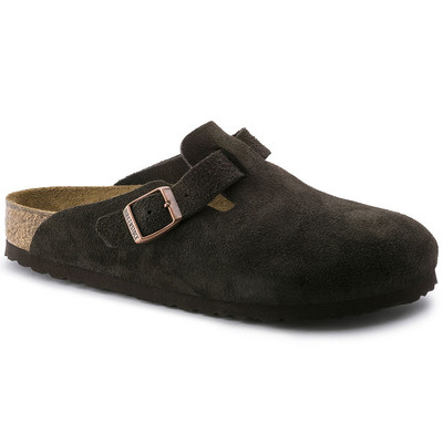 BOSTON MOCHA SUEDE Narrow 42