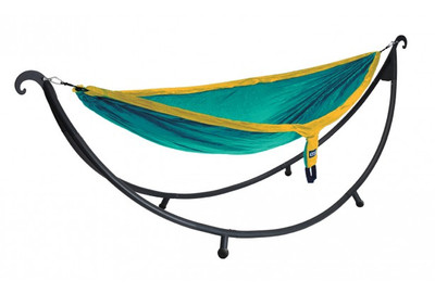 ENO SoloPod Hammock Stand Charcoal