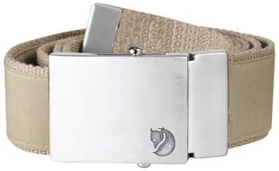 Canvas Money Belt Light Khaki 1 Size