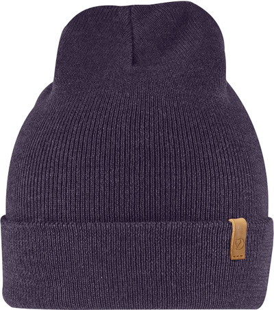 Classic Knit Hat Alpine Purple OneSize