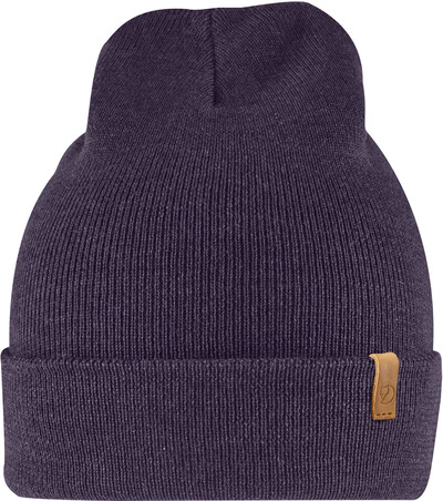 Classic Knit Hat Alpine Purple OneSize