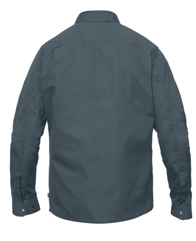 Greenland Zip Shirt Jacket / Greenland Shirt Jacket Dusk