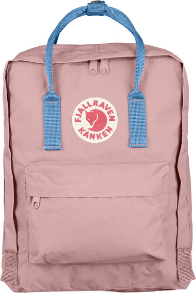Kanken Mini Pink-Air Blue