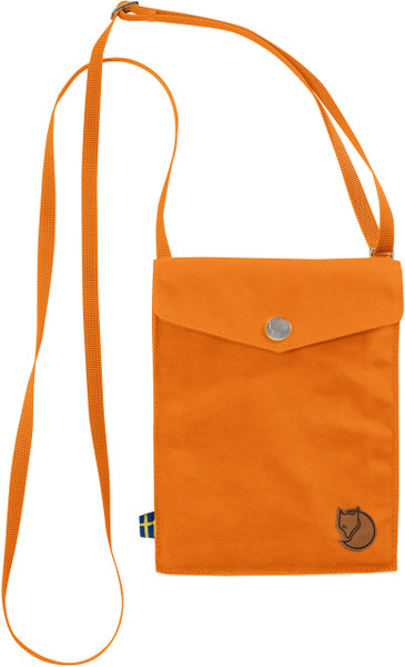 Pocket Seashell Orange