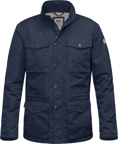 Raven Winter Jacket Dark Navy