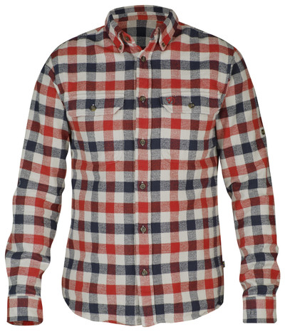 Skog Shirt Red XL