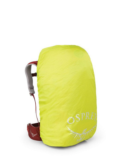 HI-VISIBILITY RAINCOVER XS ELECTRIC LIME XS