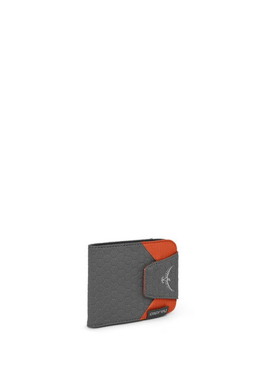 QuickLock RFID Wallet Poppy Orange O/S