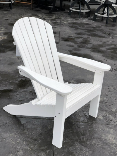 Adirondack Chair White