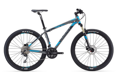 TALON 27.5 2 L SILVER/BLUE