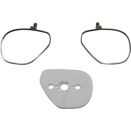 RX Adapter Inserts & Lens Template