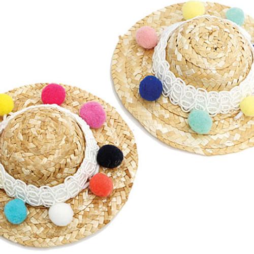 Jellybean Straw Hat