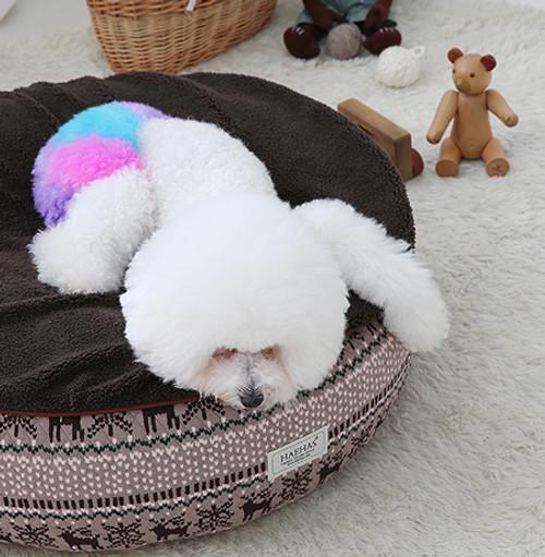 Winter Hug Cushion (rudolph)