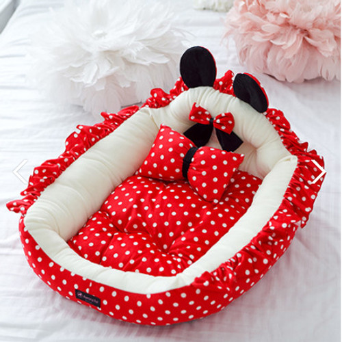 Mickey Bed (red)