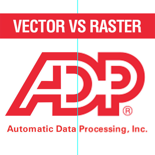 What is the difference between raster and vector?