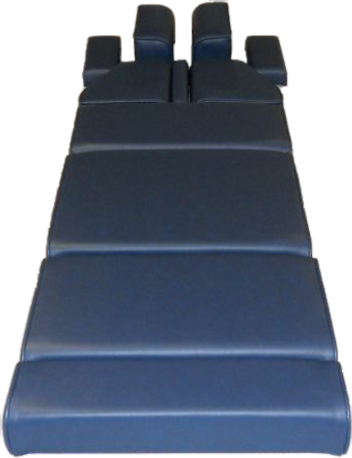 Omni Chiropractic Table Replacement Cushions - AIR DROP Table