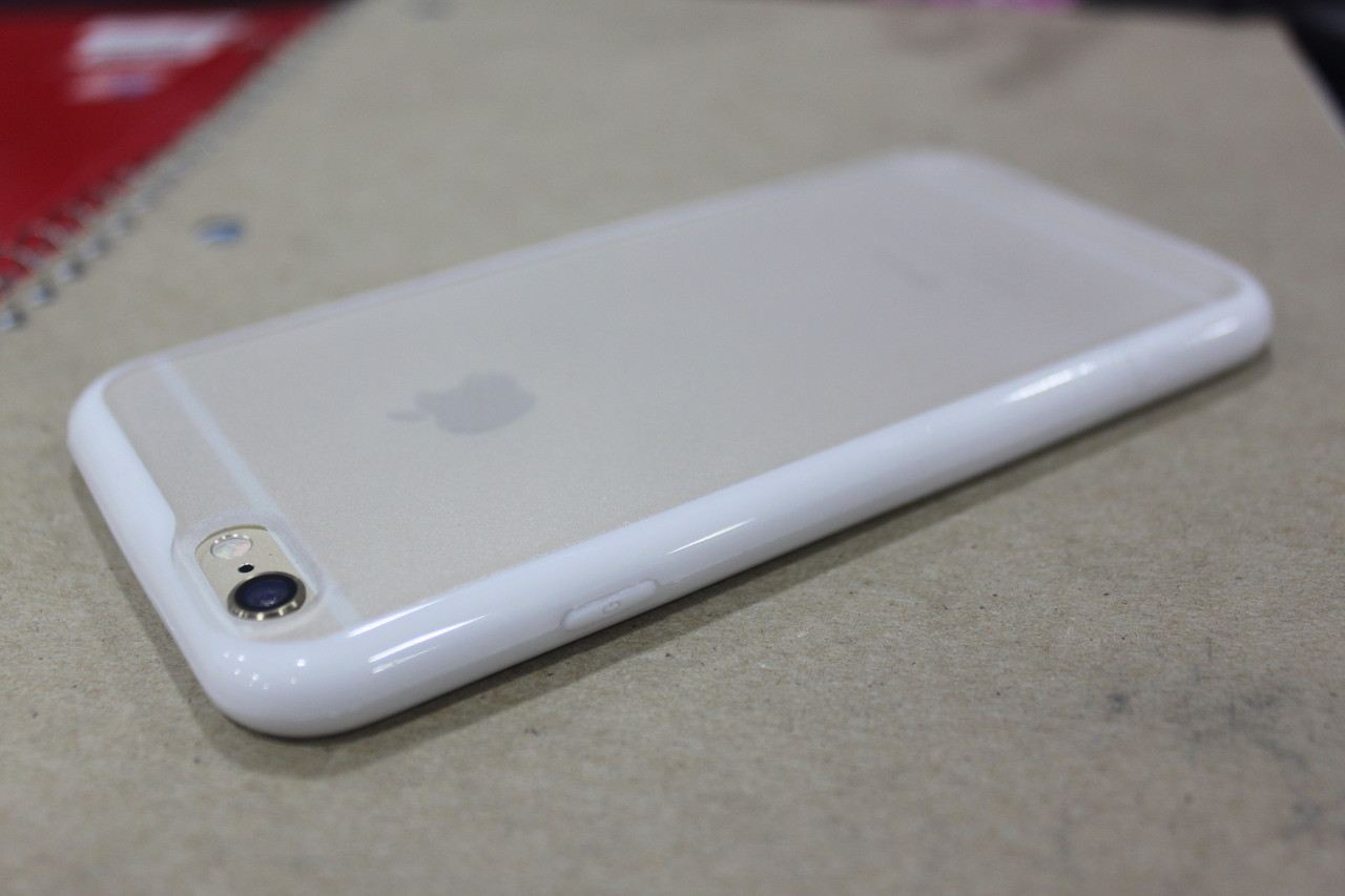 iphone 6 case white matte