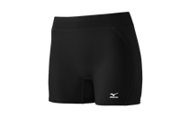 Mizuno Low Rise Padded Sliding Shorts