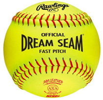 "DREAM SEAM? ASA? 12"" SOFTBALL (DOZEN)"