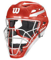 Wilson's Small/Medium Pro Stock Catcher's Helmet