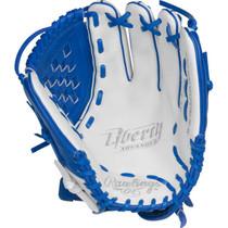 "Rawlings Liberty Advanced Color Series Royal/White Glove 12"" RHT"
