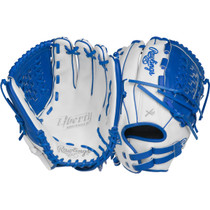 "Rawlings Liberty Advanced Color Series Royal/White Glove 12.5"" RHT"