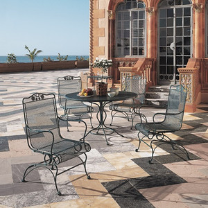 Outdoor Furniture - Shop By Brand - Woodard - Trees n Trends ...