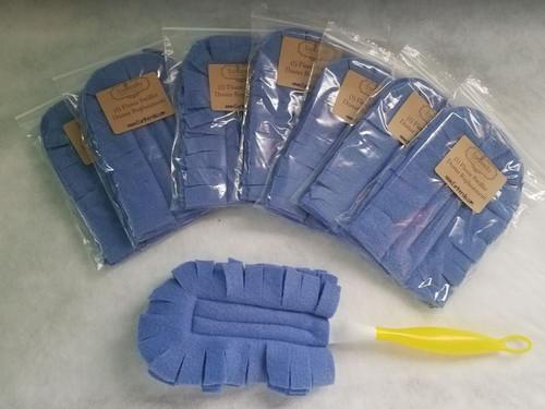 Swiffer Duster BLUE fleece refill replacement