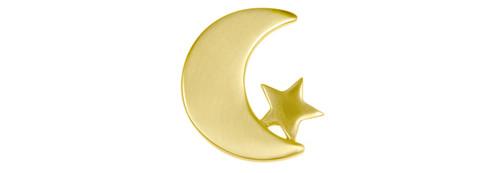 Starry Moon Knob