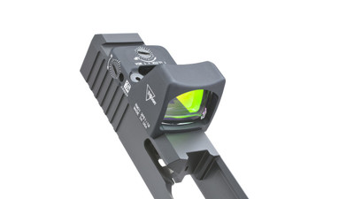 Trijicon RM01² +  Milling