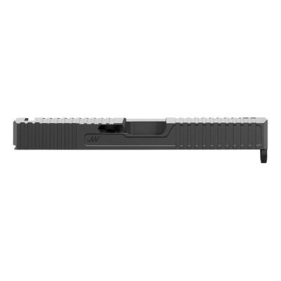 Glock F7 slide cuts by Jagerwerks