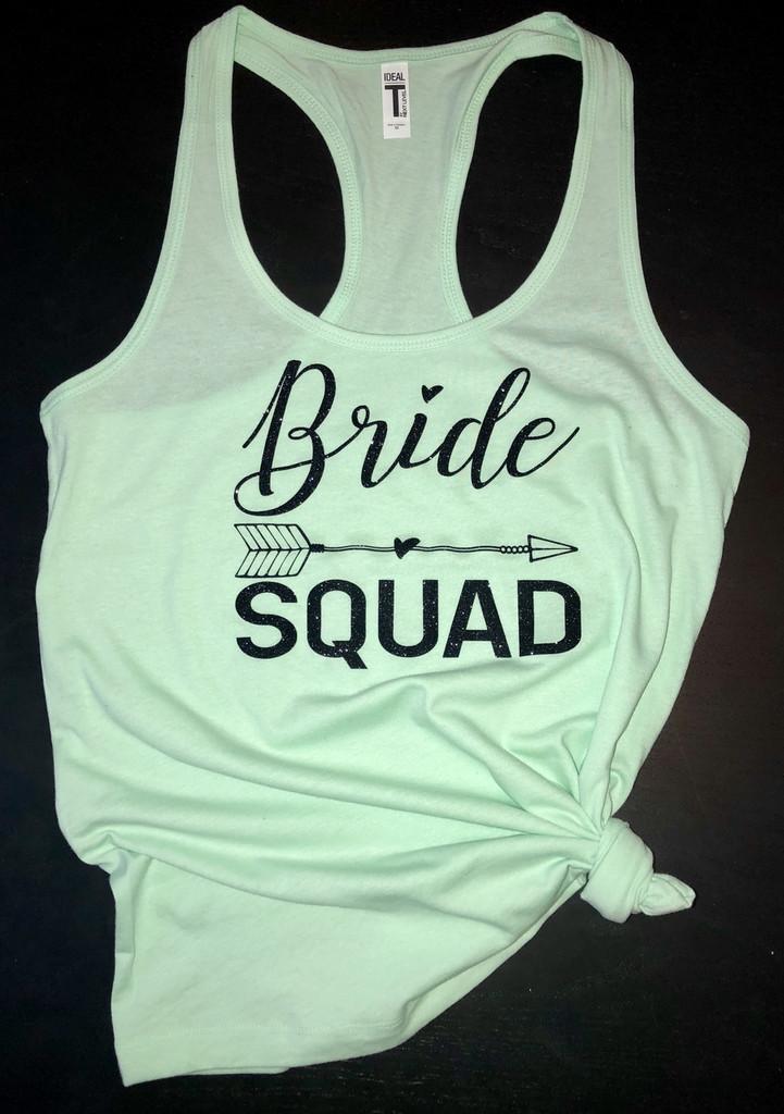 Bride Squad Tank