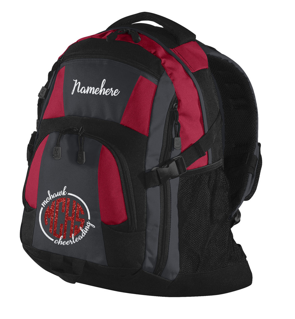 Mohawk Cheer Backpack